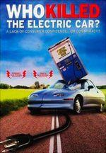 Affiche Qui a tué la voiture électrique ?