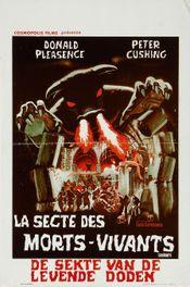 Affiche La secte des morts-vivants
