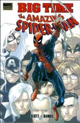 Couverture The Amazing Spider-Man: Big Time