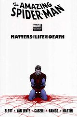 Couverture The Amazing Spider-Man: Matters of Life and Death