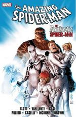 Couverture The Amazing Spider-Man: The Fantastic Spider-Man