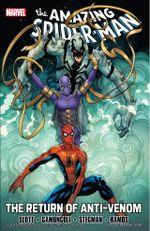 Couverture The Amazing Spider-Man: The Return of Anti-Venom