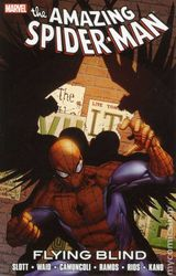 Couverture The Amazing Spider-Man: Flying Blind