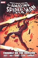 Couverture The Amazing Spider-Man: Trouble on the Horizon