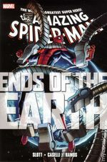 Couverture The Amazing Spider-Man: Ends of the Earth