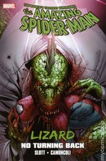 Couverture The Amazing Spider-Man: Lizard - No Turning Back