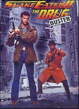 Affiche Snake Eater II : The Drug Buster