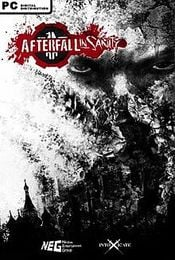 Jaquette Afterfall: InSanity
