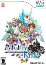 Jaquette Final Fantasy Crystal Chronicles: My Life as a King