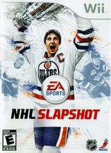 Jaquette NHL Slapshot
