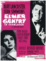 Affiche Elmer Gantry, le charlatan