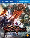 Jaquette Soul Sacrifice