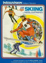Jaquette Skiing