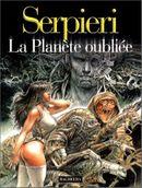 Couverture La Planète oubliée - Druuna, tome 7