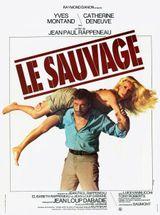 Affiche Le Sauvage