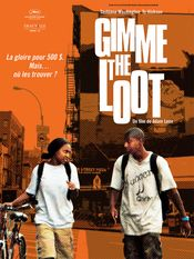 Affiche Gimme the Loot