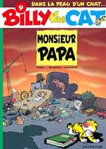 Couverture Monsieur Papa - Billy the Cat, tome 9