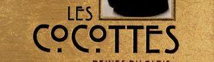Couverture Les Cocottes, reines du Paris 1900