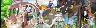Cover Studio Ghibli ♥ 株式会社スタジオジブリ ♥ Kabushiki gaisha Sutajio Jiburi ♥