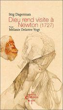 Couverture Dieu rend visite à Newton