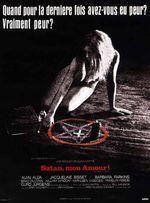 Affiche Satan mon amour