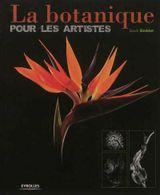 Couverture La botanique pour les artistes