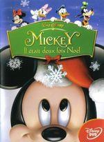 Affiche Mickey, il était deux fois Noël