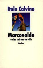 Couverture Marcovaldo