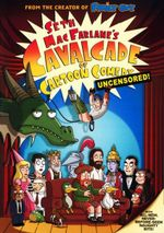 Affiche Cavalcade of Cartoon Comedy