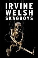 Couverture Skagboys