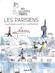 Couverture Les Parisiens - Ce qu'ils disent, ce qu'ils font, ce qu'ils pensent