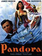 Affiche Pandora
