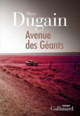 Couverture Avenue des Géants