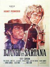 Affiche Django & sartana