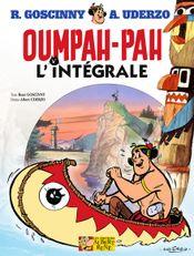 Couverture Oumpah-Pah (Albert René), intégrale