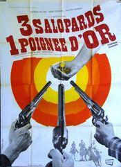 Affiche Trois salopards, une poignée d'or
