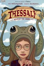Couverture Sandman Presents : Thessaly - Witch for Hire