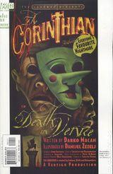 Couverture Sandman Presents : The Corinthian - Death in Venice