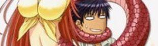 Couverture Monster Musume No Iru Nichijou
