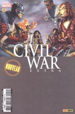Couverture Civil War Extra