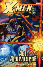 Couverture X-Men: Age of Apocalypse - The Complete Epic, tome 4
