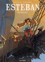 Couverture Le Baleinier - Esteban, tome 1