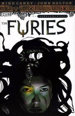 Couverture Sandman Presents : The Furies