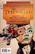 Couverture Sandman Presents : The Thessaliad