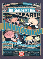 Couverture Jimmy Corrigan, the Smartest Kid on Earth