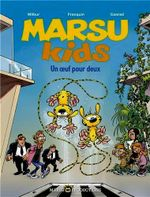 Couverture Un oeuf pour deux - Marsu Kids, tome 2