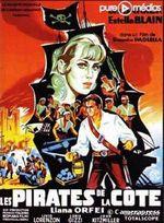 Affiche Les pirates de la côte