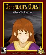 Jaquette Defender's Quest