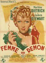 Affiche Femme ou démon