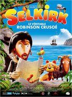 Affiche Selkirk, le véritable Robinson Crusoé